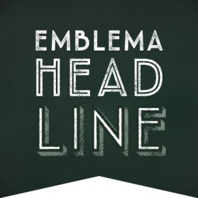 Emblema Headline Font Family