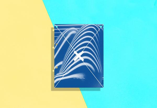 Graphic cover artwork.