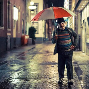Under My Umbrella - Photography by Marius Vieth