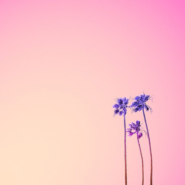 Candy colored photos on instagram by matt crump for Minimal art instagram