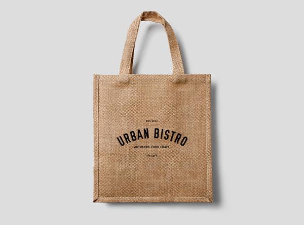 Promotional materials: bag