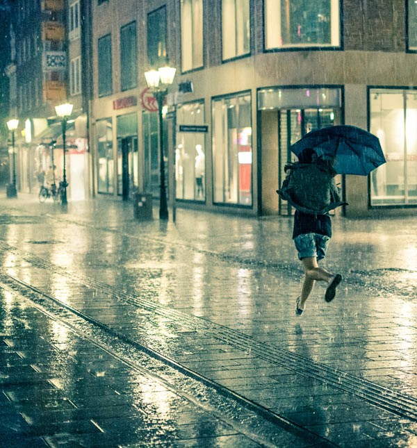 Under My Umbrella – Photography by Marius Vieth