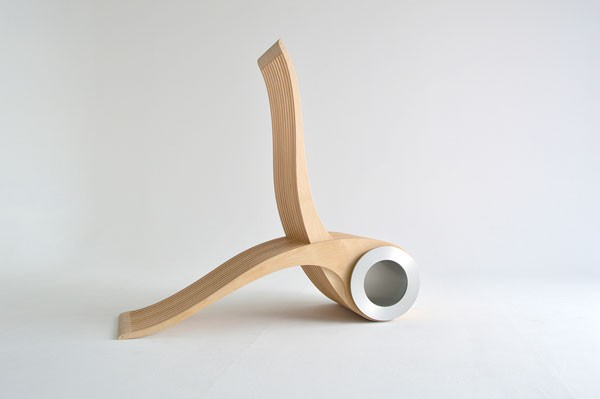 The EXOCET Chair by Stéphane Leathead