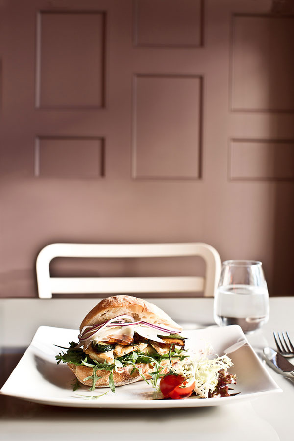 Tasty food photography.