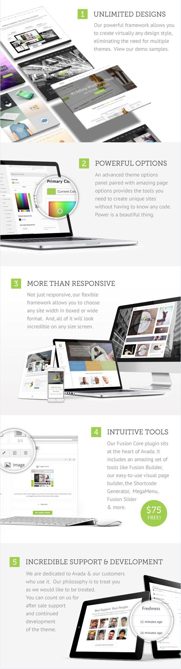 Avada WordPress Theme – Responsive Multi-Purpose Theme