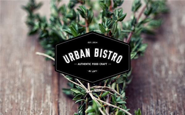 Urban Bistro - Authentic Food Craft - Official logo