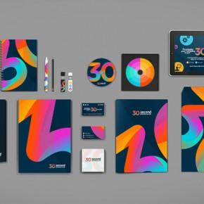 30SP Brand Identity Design by STUDIOJQ