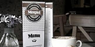 Coffee House Mangle - Brand identity by Piotr Kita.