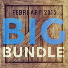 February 2015 - Big Bundle - Limited Time Offer!