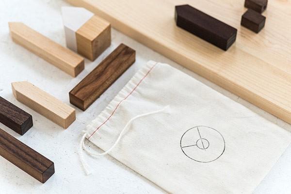 Handmade everyday objects made useful through basic needs.