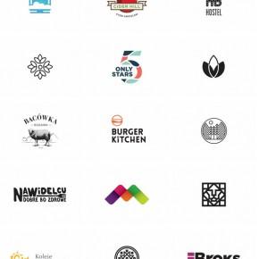 Logos by Klaudia Szymańska
