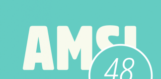 The Amsi Pro font family by Stawix Ruecha.