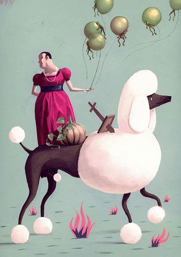Riki Blanco Illustrations