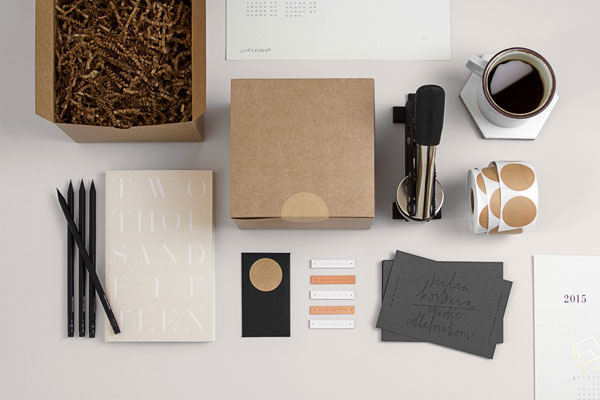 Julia Kostreva – 2015 Stationery and Packaging