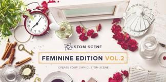 The Custom Scene - Feminine Editon - Vol. 2