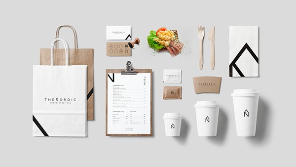 the nordic food truck identity by alexandre pietra. Black Bedroom Furniture Sets. Home Design Ideas