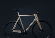 The Wooden Bike by designer Paul Timmer.