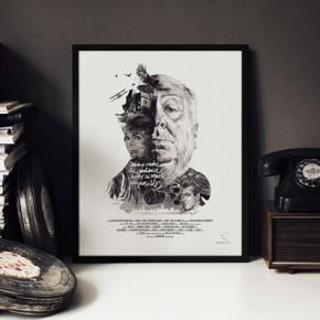Movie Director Portraits by Julian Rentzsch and Studio Stellavie