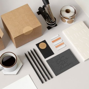 Julia Kostreva - 2015 Stationery and Packaging