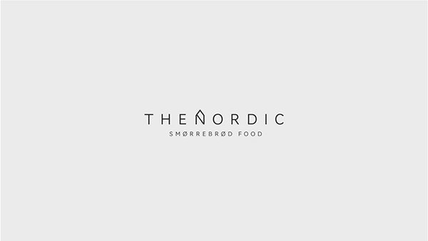 The modern logotype is based on simplicity and clean geometric shapes.
