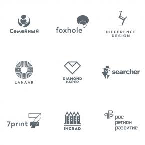 25 Logos by Ivan Bobrov