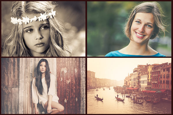 364 helpful Adobe Lightroom presets for photographers and designers.