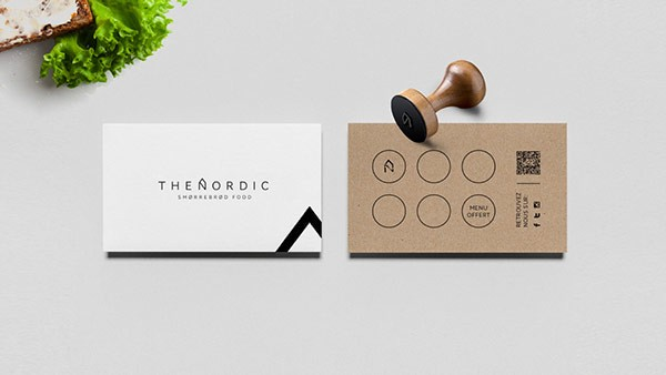 Business and bonus cards - all in one.