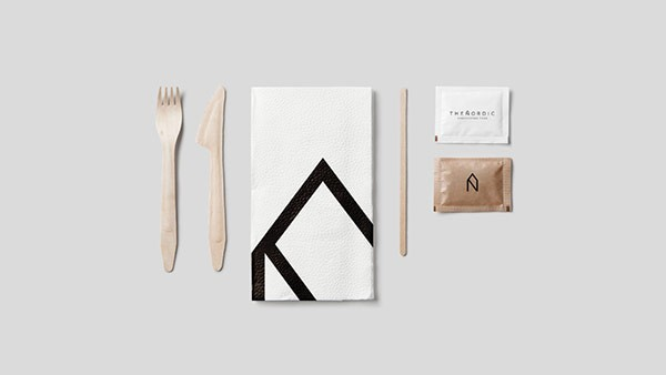 the nordic food truck identity by alexandre pietra