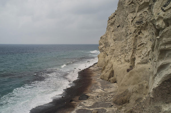 Image of the cliff.