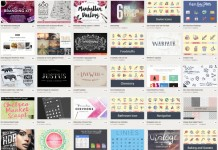 Creative Market's March Big Bundle - 77 Products worth a massive $1,268 for only $39!