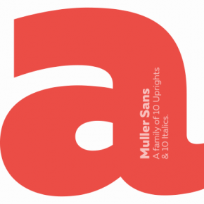 Muller Font Family from Fontfabric