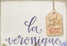 The La Veronique typeface.