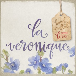 La Veronique Font - Handwritten Typeface
