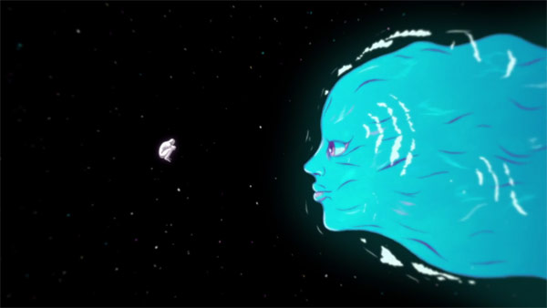 Well illustrated and animated music video for Dan Deacon's song When I Was Done Dying.