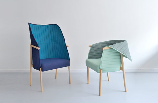 The Reves Chair - Product and furniture design by Muka Design Lab.