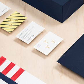 The Yachtsetter - Branding by Anagrama