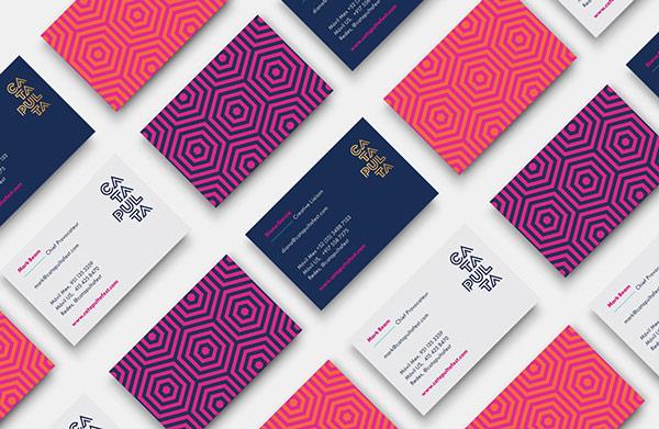 Catapulta Fest brand identity by studio Face.