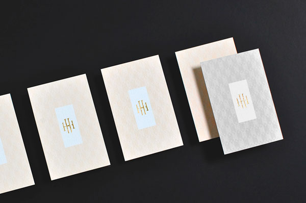 The visual identity is based on classic and modern design elements.