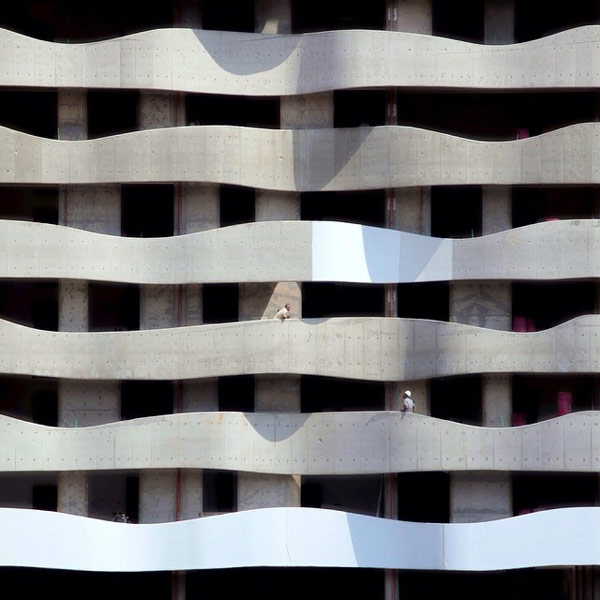 Architecture photography by serjios.