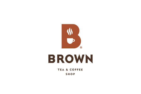 Brown tea & coffee shop (Ukraine).