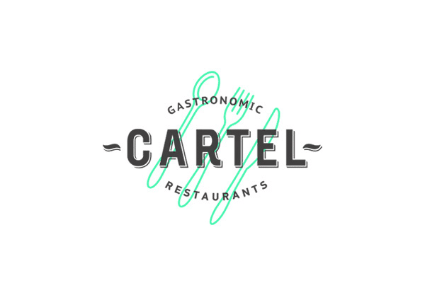 Cartel restaurants (logo concept).