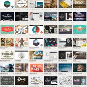 Creative Market's April Big Bundle