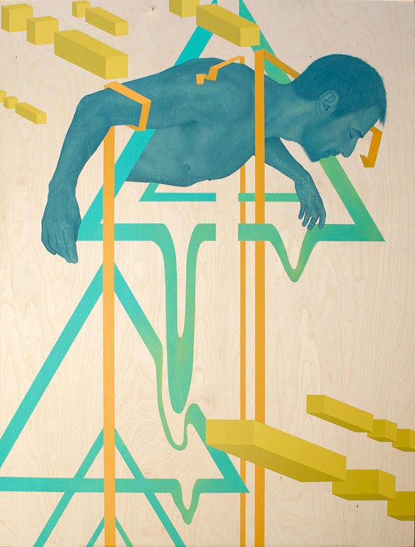 Artist Johnie Thornton