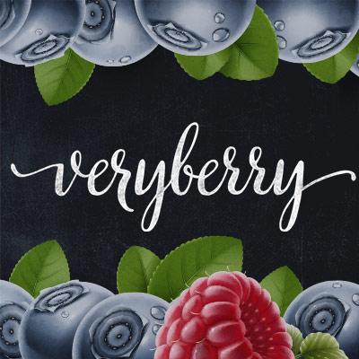 Veryberry Pro – Handwritten Script Font