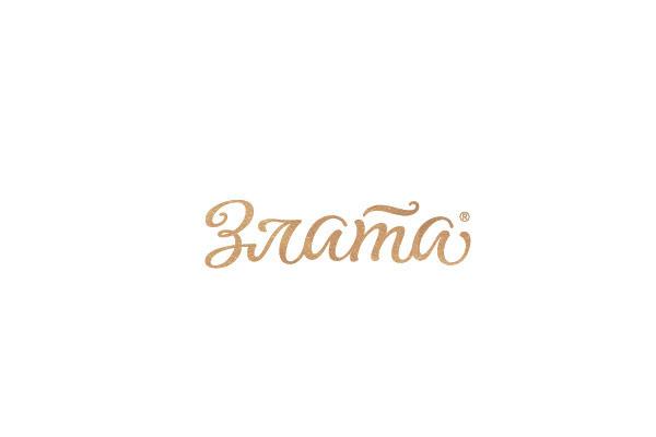 Zlata jewellery (logo concept).