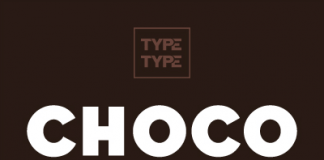 TT Chocolates, a 10 fonts typefamily by Ivan Gladkikh of foundry TypeType.