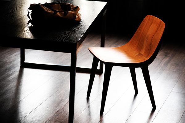 The DARYA chair - furniture design by Ali Alavi, a Tehran, Iran based Architect and Designer.
