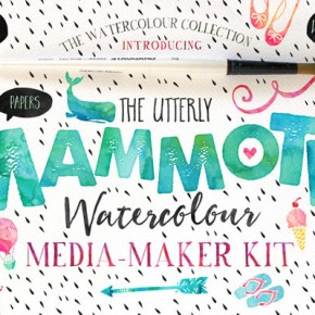Mammoth Watercolor Media Maker Kit