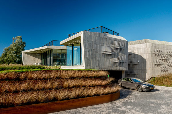 The W.I.N.D. House by UNStudio