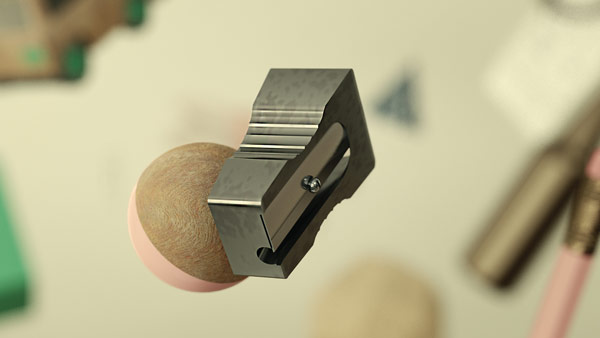 Brilliant 3d modeling, rendering, and motion graphics.